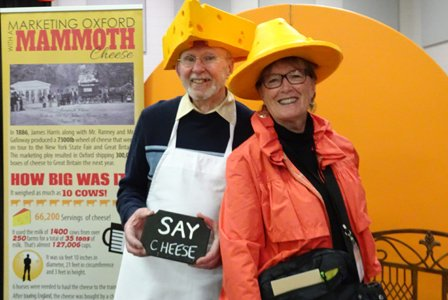 Say Cheese at the Dairy Capital of Canada Cheese Fest