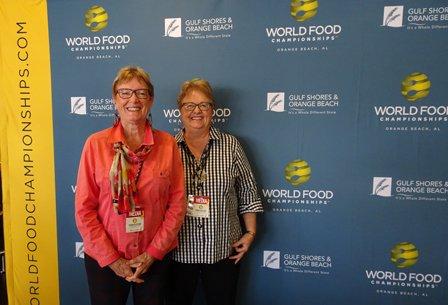 Judging at the World Food Championships