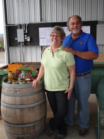 Mari and Jim Rossi - B & R Farms