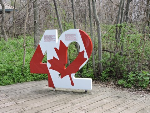 Celebrate Canada's 150 at the Festival of Birds