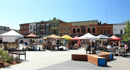 Stratford Slow Food Market is Year-Round
