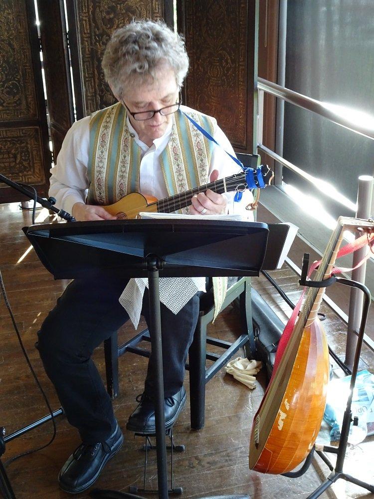 Elizabethan music