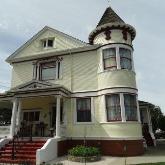 The Joshua Inn, a Victorian home
