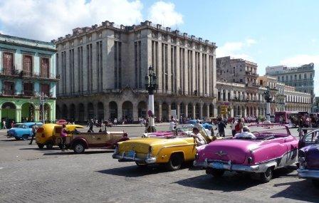 Sweet vintage cars