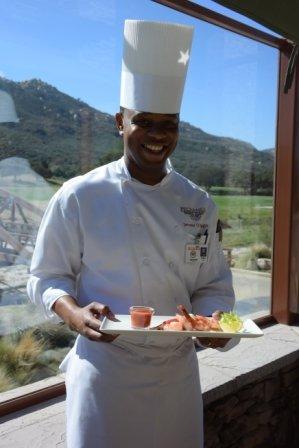 Chef Jerome