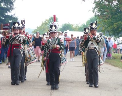 BC Pre-battle Fife and Drum Corps