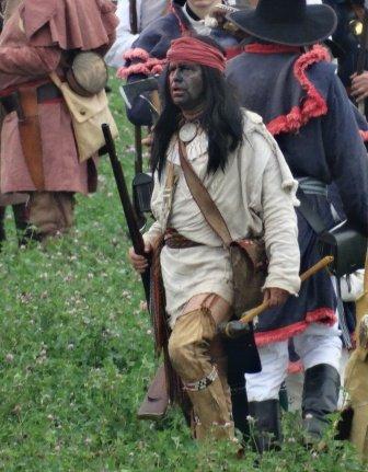 BCA Tecumseh pre-battle downsized