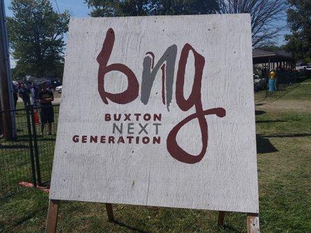 Buxton Next GenerationRS
