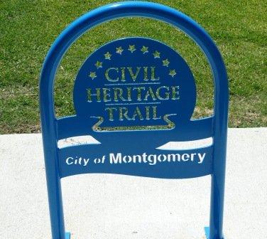 Civil Heritage Trail Montgomery Alabama