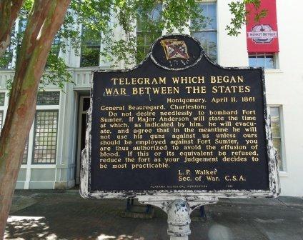Civil War Telegram