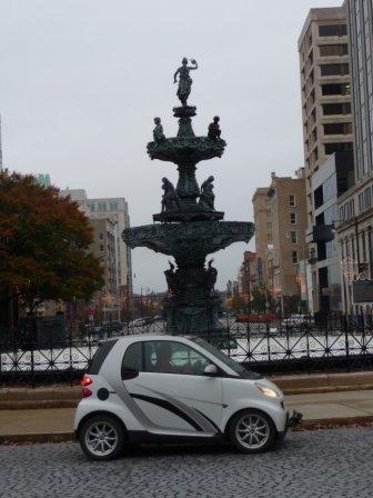 Court Square Fountain Montgomery