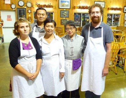 LZ Chatham Kent Table 2013 (51) kitchen crew