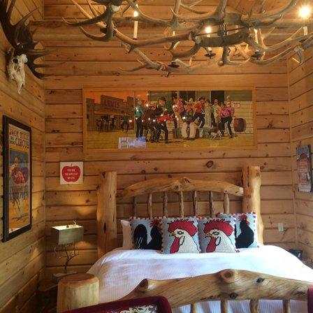 Log CabinRS