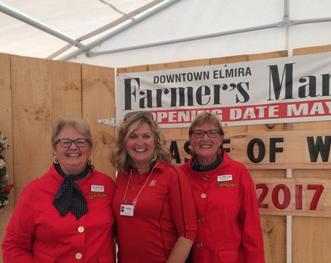 The Cooking Ladies Smoked at the Taste of Woolwich