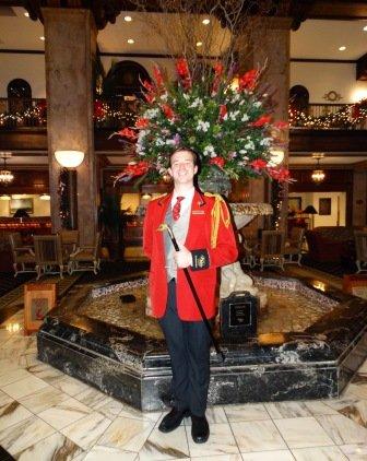 Memphis Peabody Hotel Anthony