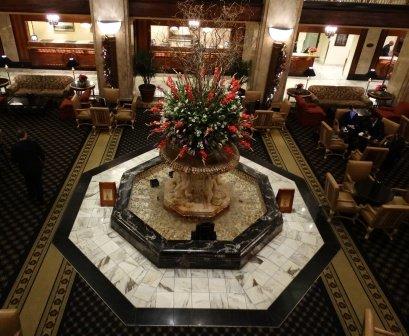 Memphis Peabody Hotel (44) DSgrand fountain