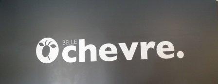 New Belle Chevre logo