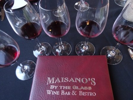 Maisano's Wine by the Glass