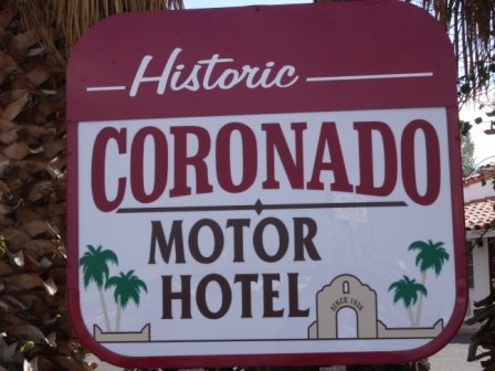 First motor hotel in Arizona