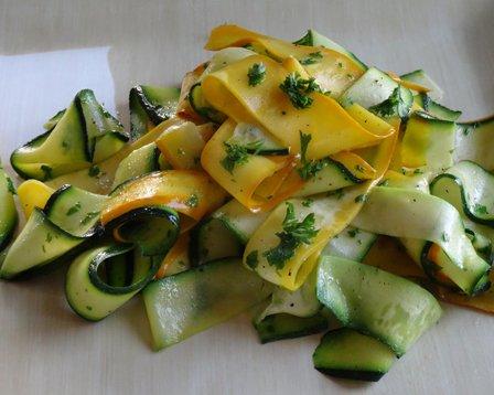 Zucchini ribbonsRS448